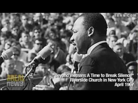 The Message of MLK, Bradley Manning and the Collateral Murder Video