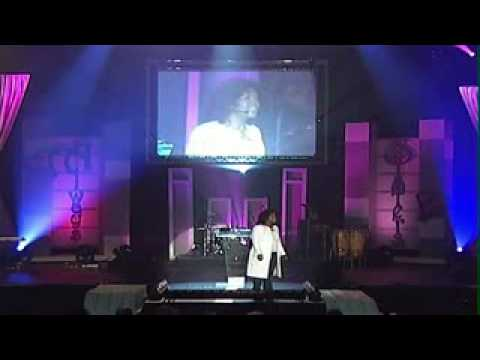"CeCe Winans---@ ""Always Sisters Conference"""