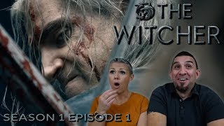 The Witcher Season 1 Episode 1 'The End's Beginning' Premiere REACTION!!