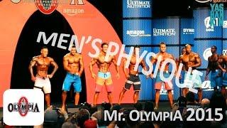 Мистер Олимпия 2015:  Men