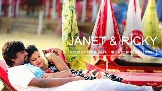 Goa Wedding Highlights Of Janet And Ricky