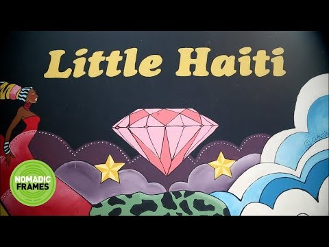 Welcome to Little Haiti (USA)