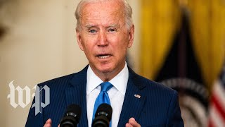 WATCH: Biden delivers remarks on the September jobs report