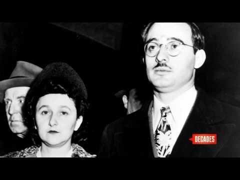 Spy Saga of Julius & Ethel Rosenberg - Decades TV Network