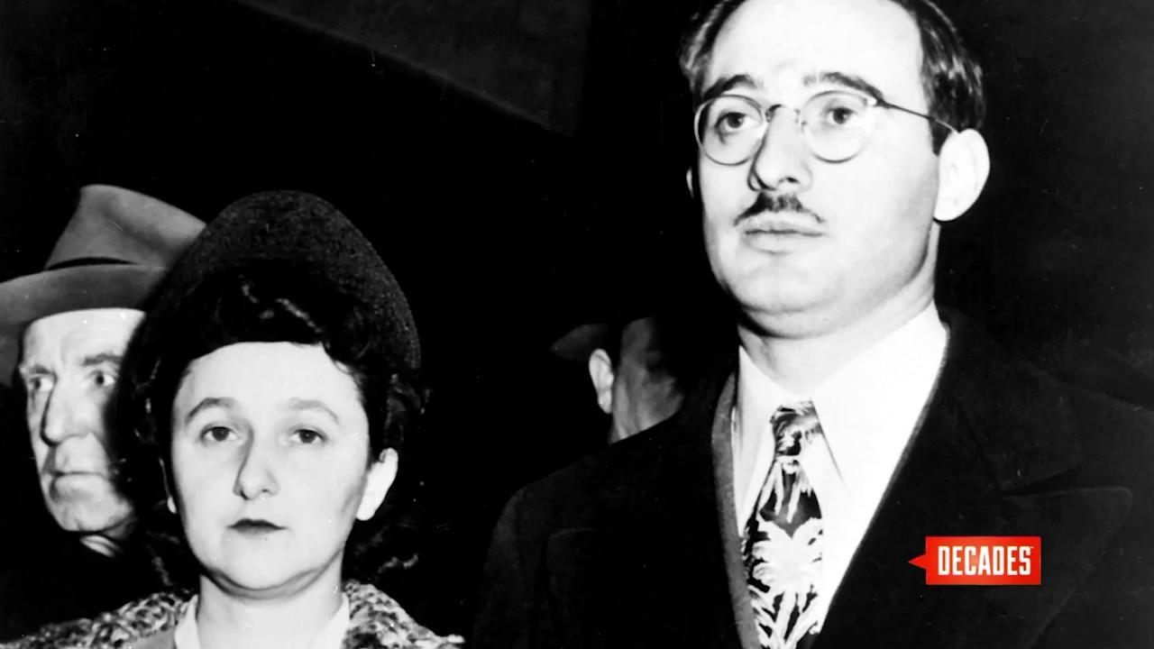 Download Spy Saga of Julius & Ethel Rosenberg - Decades TV Network