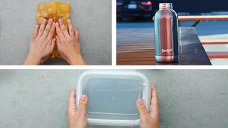 Small Ways To Reduce Waste