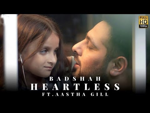 Heartless|Badshah|Aastha Gill| Parineeti Chopra