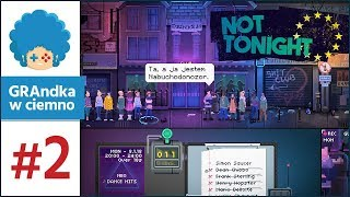 Not Tonight PL #2 | Lista lista, lista gości!