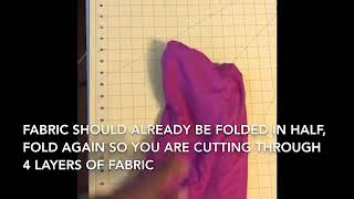 Make a tube top in 15 minutes