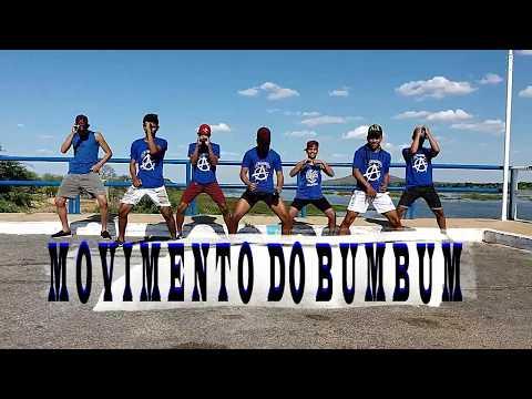MOVIMENTO DO BUMBUM - Black Hits | Oz Atrevidos (Coreografia ) thumbnail