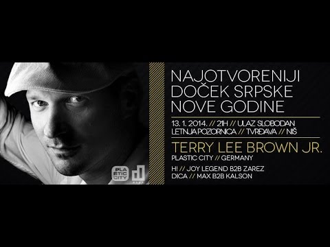 TERRY LEE BROWN Jr. @ Nis Fortress 13.01.2014.