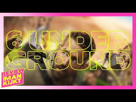 6 UNDERGROUND | Review Netflix Film | ImanKijkt
