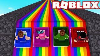 CORRIDA NO ROBLOX!!! (Ultimate Box Racing)