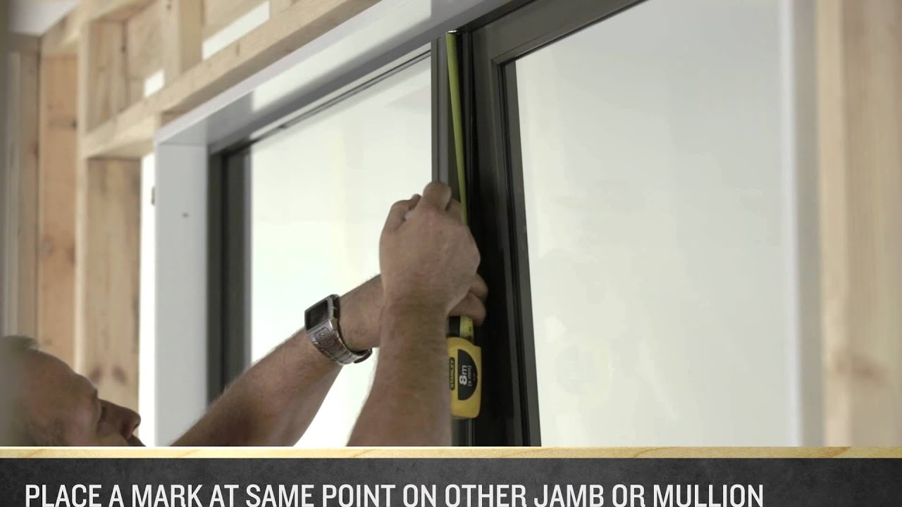 How To Install A Fly Screen On An AL Boutique Awning Window