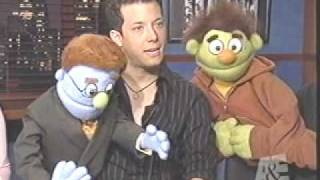 AVENUE Q -   Rod comes out of the closet on TV