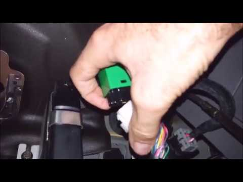 2000-2004 Kia Spectra flasher turn signal fix - YouTube