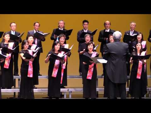 Asian Choral Festival(亞洲合唱節)-Taiwanese Elite Chamber Singers-台美人傳統週系列活動