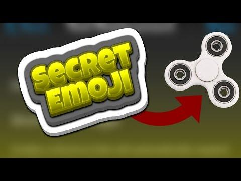 New Secret Fidget Spinner Emoji On iOS 10! NO PC/JB! FREE!