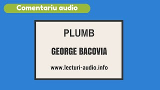 Plumb-George Bacovia