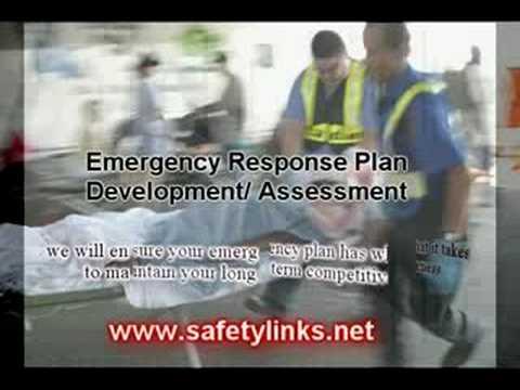 Emergency Response Plan Development/ Assessment