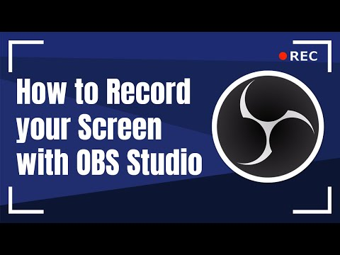 How To Make Video Tutorials for YouTube – OBS Screen