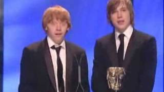 William Moseley And Rupert Grint