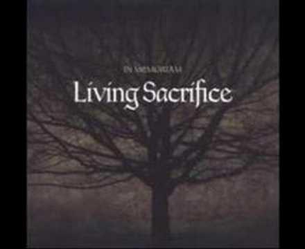 living sacrifice  in christ