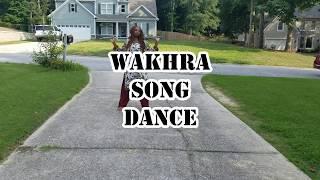 Wakhra Song {Judgmentall Hai Kya} Dance