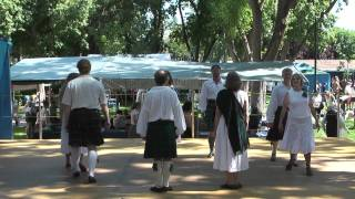 Scottish Country Dancing: San Jose Class, Pleasanton 2011