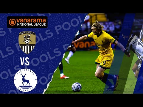 Notts County Hartlepool Goals And Highlights