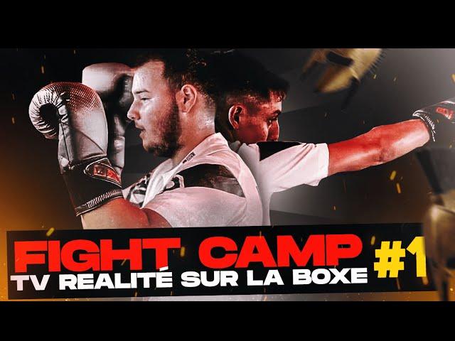 TV RÉALITÉ SUR LA BOXE :  #EP1