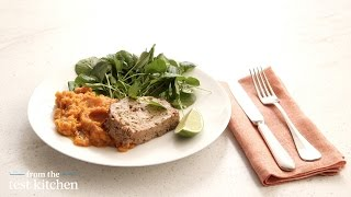 Chipotle-glazed Turkey Meatloaf - From The Test Kitchen