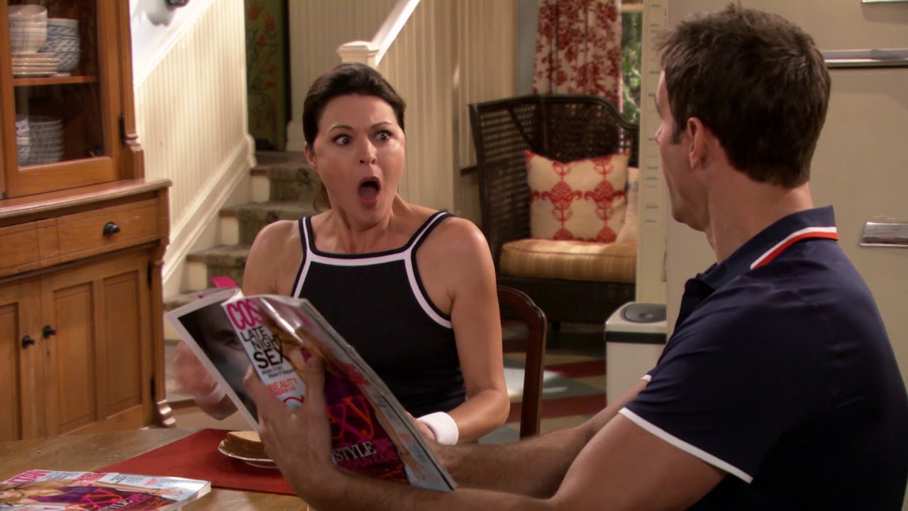 Download The Anger Games   Hot in Cleveland S04 E10   Hunnyhaha