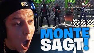 Monte dit ... ( Royal Bomber Skin Profit) Fortnite - France SpontanaNoir