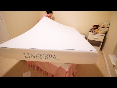 LinenSpa Memory Foam 10 Inch Mattress - Best Value Memory Foam Mattress