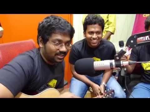 Suryan FM 93.5 Music Director 'SEAN ROLDAN's performance on Blade No1 !!!