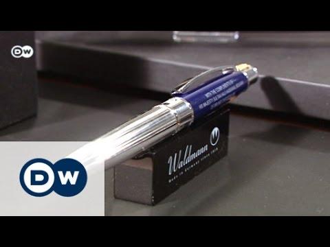 Stilvoll unterschreiben - süddeutsche Manufaktur produziert Edelfedern | Made in Germany