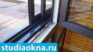 видео Остекление и утепление балкона и лоджии, холодного, теплого и фасадного типов