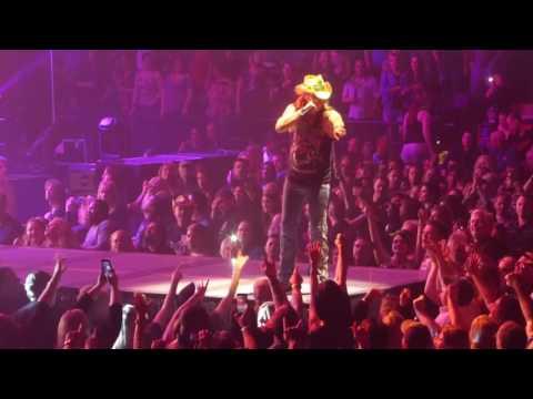 """Nothin But a Good Time"" Poison@Royal Farms Arena Baltimore 4/14/17"