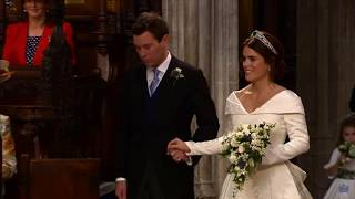 """God Save The Queen"" - The Royal Wedding of Princess Eugenie & Jack Brooksbank"