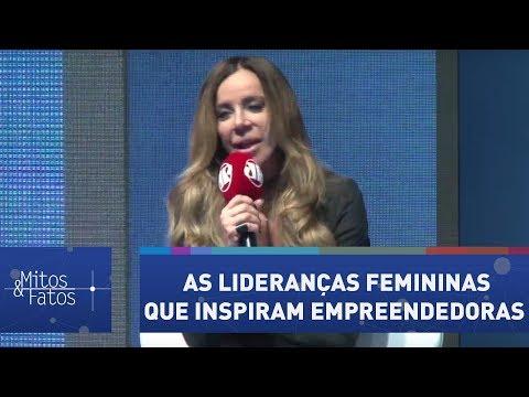 PAINEL 3: As Lideranças Femininas Que Inspiram Empreendedoras