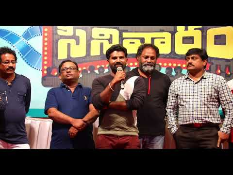 Artist Bombay srinu talk's about yuddham short film    c24 frames   
