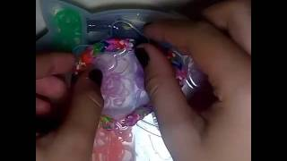 Плетение фенечек из резинок для начинающих