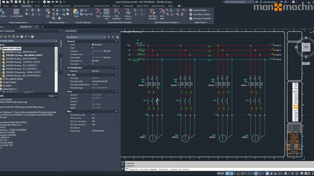 The Benefits Of Autocad Electrical 2020 Youtube