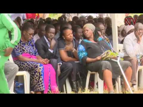 Mzee Byanyima buried in Ruti, Mbarara