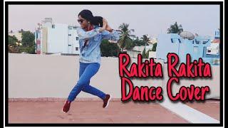 Rakita Rakita Rakita  Jagame Thandhiram  Dance Cover  Dhanush  Santhosh Narayanan  Karthik Subbaraj