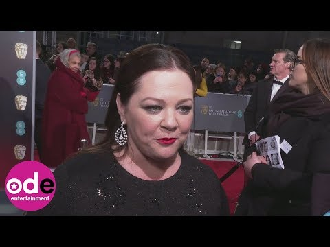 Melissa McCarthy: Richard E. Grant will never get rid of me