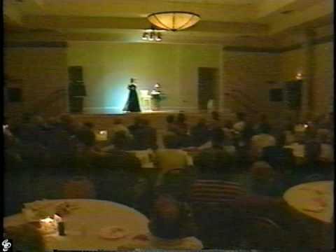 Susan Howard presents Barbra Streisand