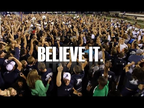 I Believe That We Will Win - Utah State University Athletics