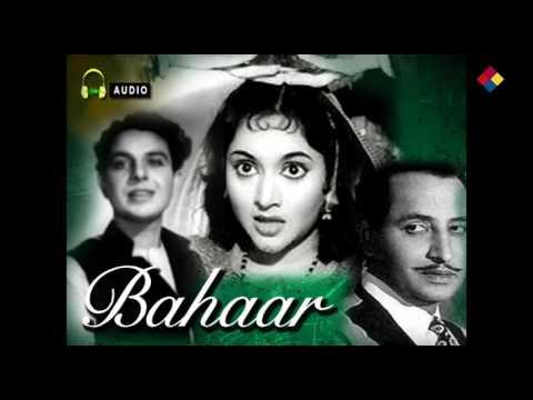 Duniya Ka Maza Le Lo / Bahaar 1951 / Shamshad Begum